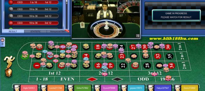 Cara Daftar Sbobet Casino Di KLIK188