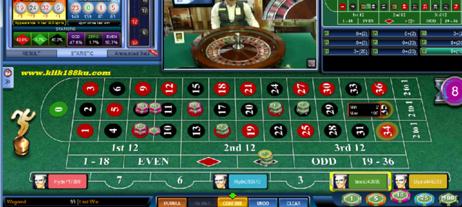 Cara Bermain Sbobet Casino 338a