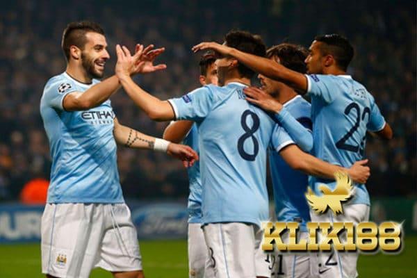 Manchester City Bungkam Tottenham 3-0 Dalam Tur Pramusim