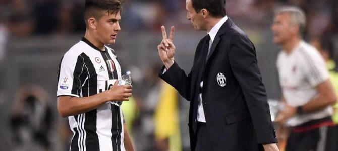 Pelatih Juventus Tegaskan Tak Takut Jika Harus Kehilangan Dybala