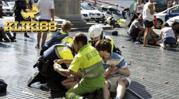 Barcelona Kecam Aksi Biadab Para Teroris Di Las Rambla