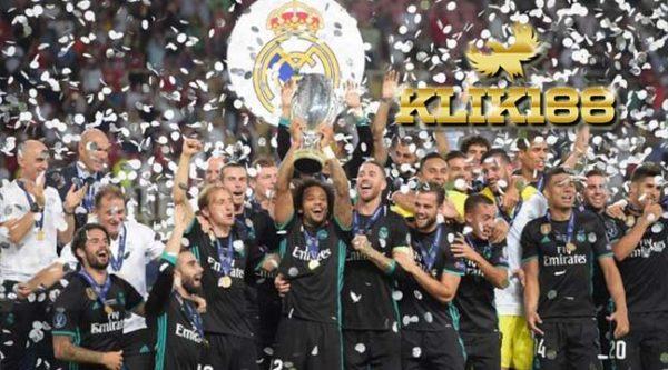 Madrid Juara Piala Super Eropa 2017 Usai Taklukkan MU 2-1