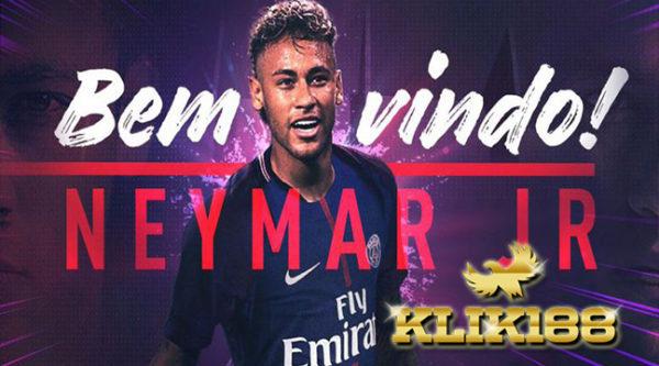 Neymar Resmi Jadi Bagian PSG Dengan Pecahkan Rekor Transfer Dunia