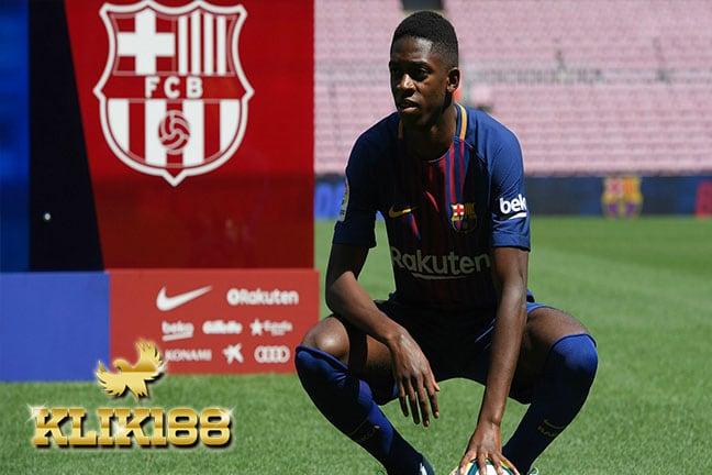 Ousmane Dembele Akhirnya Resmi Jadi Milik Barcelona