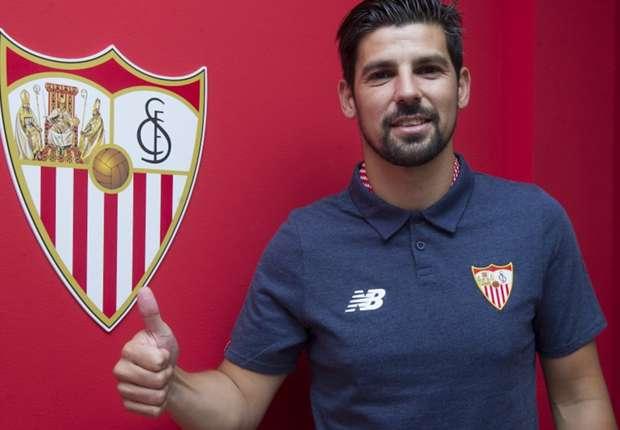 Sevilla Resmi Pulangkan Jesus Navas Dari Manchester City