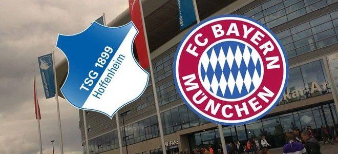 Prediksi Bola Hoffenheim vs Bayern Munchen 9 September 2017