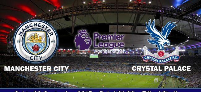 Prediksi Bola Manchester City vs Crystal Palace 23 September 2017