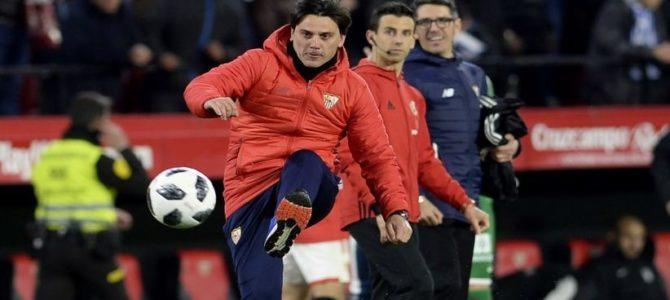 Vincenco Montella Senang Timnya Lolos Ke Final Copa Del Rey